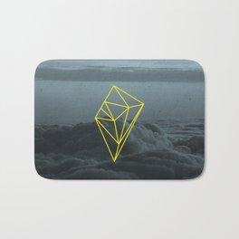 Geometry Bath Mat