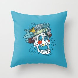 Udead the Sea Throw Pillow