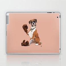 The Boxer (colour) Laptop & iPad Skin
