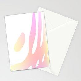 Pastel Design Stationery Cards