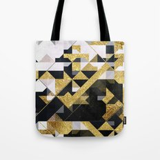 gold lyyfd Tote Bag