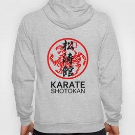 Shotokan Karate Symbol and Kanji Hoody