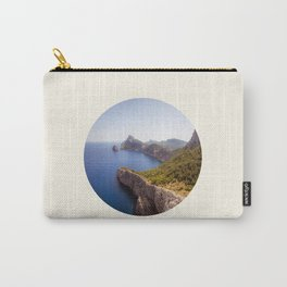 Earth Meets Water Carry-All Pouch
