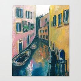 I dream of Venice Canvas Print