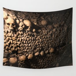Wall of Souls Wall Tapestry
