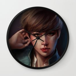 Hi. How ya doin'? Wall Clock