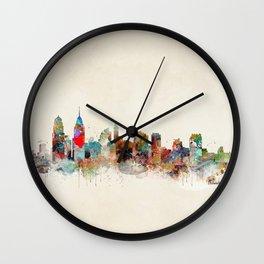 philadelphia pennsylvania Wall Clock