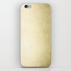 Simply Gilded Palace Gold iPhone & iPod Skin