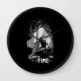 Adventure Together? Wall Clock
