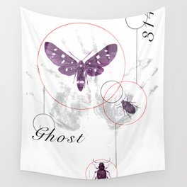 Ghost 314 Wall Tapestry