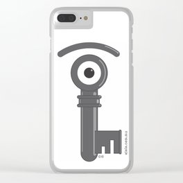 you see? Clear iPhone Case
