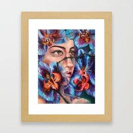 """Dauntless"" Painting Framed Art Print"