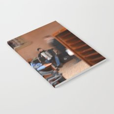 Tango on the flea market Notebook