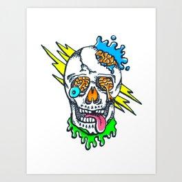 BLEGH! Art Print