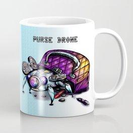 Purse Drone Coffee Mug