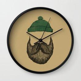 The Logger Wall Clock
