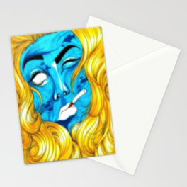 UNFATHOMABLE Stationery Cards
