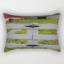The Paddock Rectangular Pillow