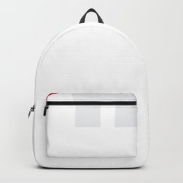 Ho Ho Ho Cubed Backpack