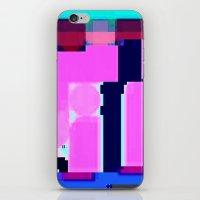 blur iPhone & iPod Skins featuring Blur by allan redd