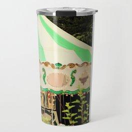 Zoo Carousel Travel Mug