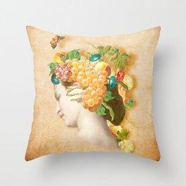 Ceres Throw Pillow