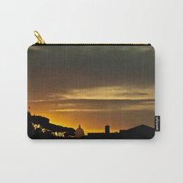 Roma, tramonto | Rome, sunset Carry-All Pouch