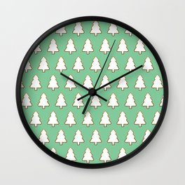 It's beginning to look a lot like Christmas Wall Clock