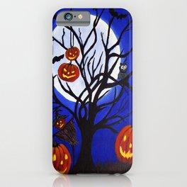 Halloween-5 iPhone Case