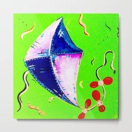 kite painting  Metal Print