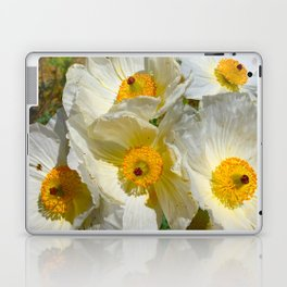 Mexican Poppies Laptop & iPad Skin