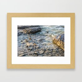 Georgian Bay #3 Framed Art Print