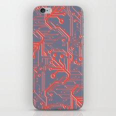 1982 Red iPhone & iPod Skin