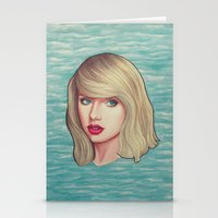 1989 Stationery Cards featuring 1989 by Peter Curtis