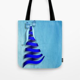 Ribbons and Bows for Christmas Tote Bag