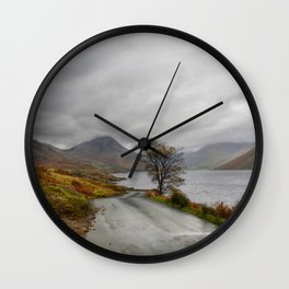 Wastwater Lake District Wall Clock