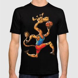 Olympic Basketball Giraffe T-shirt