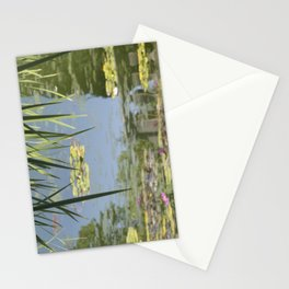 The Lily Pond Stationery Cards