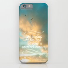 Life Begins Design iPhone 6s Slim Case