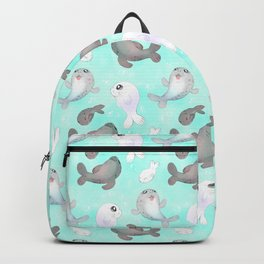 Seal Friends Backpack