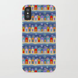 Evenings at the shore iPhone Case