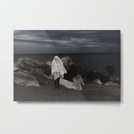 The storm chaser Metal Print