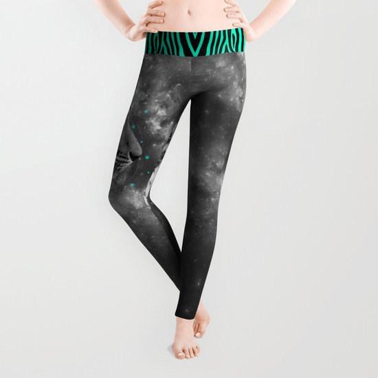 Don't Define the World (Chief of Dreams: Tiger ) Tribe Series Leggings