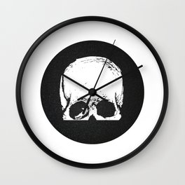 Parenthesis Wall Clock