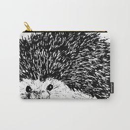 Gilley the Hedgehog Carry-All Pouch