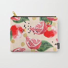Sweet Pom #society6 #decor #buyart Carry-All Pouch