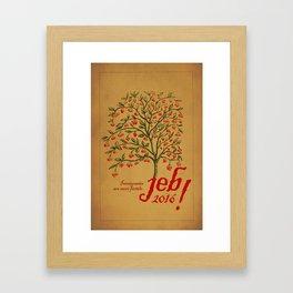 FYI! Framed Art Print