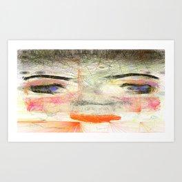 Modern Wives Art Print