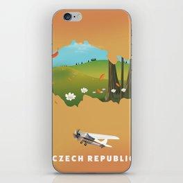 Czech republic iPhone Skin