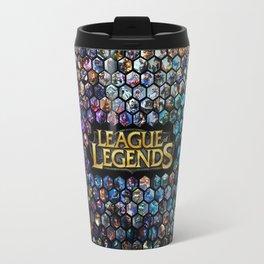League of Legends - Champions! Travel Mug